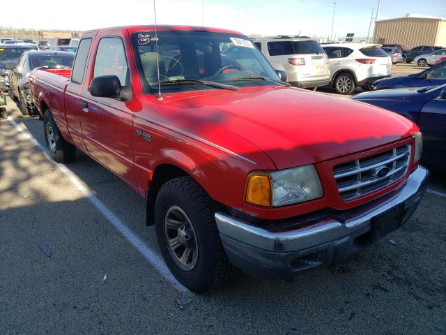 Salvage cars for sale from Copart Moraine, OH: 2002 Ford Ranger SUP
