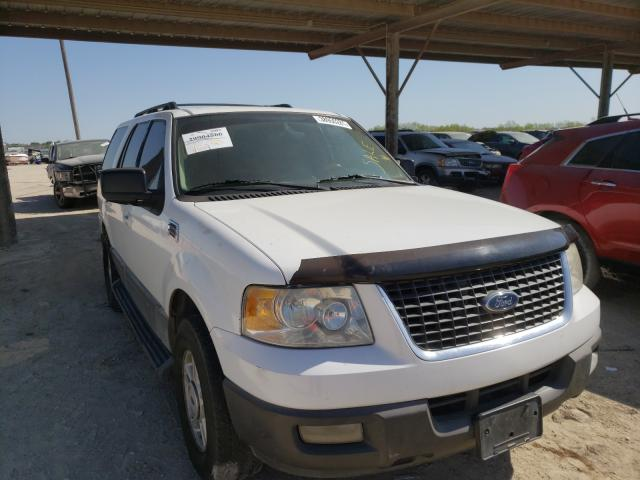 Salvage cars for sale from Copart Temple, TX: 2006 Ford Expedition