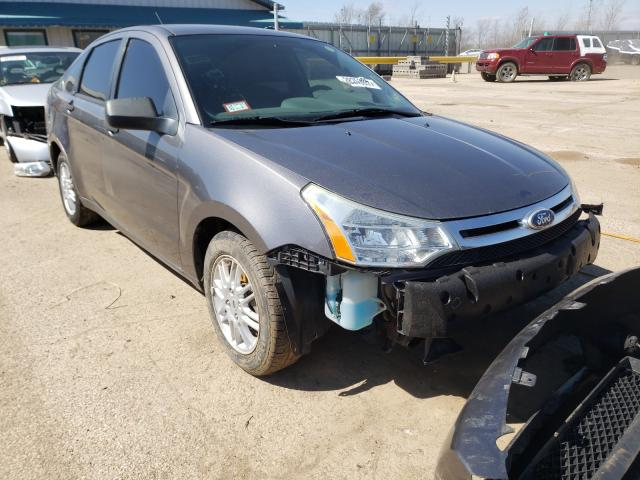 Salvage cars for sale from Copart Pekin, IL: 2011 Ford Focus SE