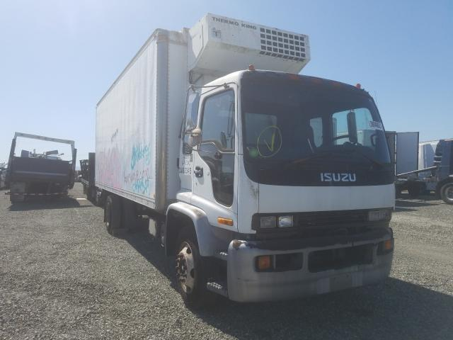 Isuzu salvage cars for sale: 1997 Isuzu FTR
