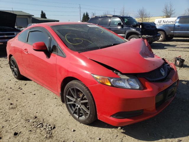 Vehiculos salvage en venta de Copart Eugene, OR: 2012 Honda Civic LX