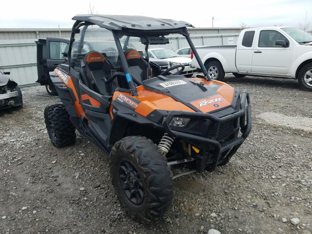 Salvage cars for sale from Copart Walton, KY: 2014 Polaris RZR 1000 X