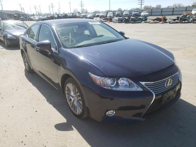 Salvage cars for sale from Copart Nampa, ID: 2015 Lexus ES 350