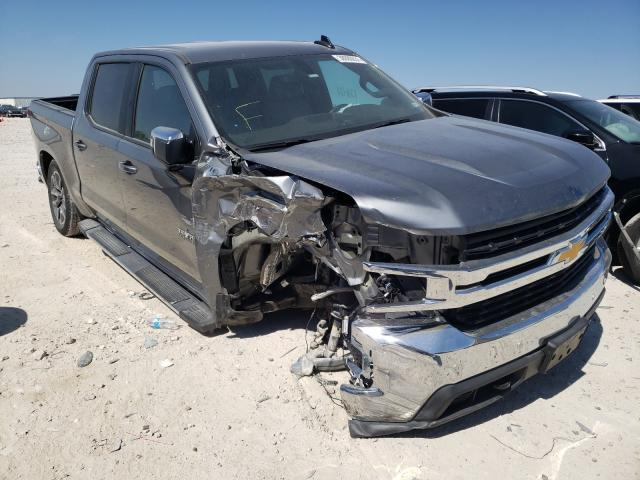 Salvage cars for sale from Copart New Braunfels, TX: 2020 Chevrolet Silverado