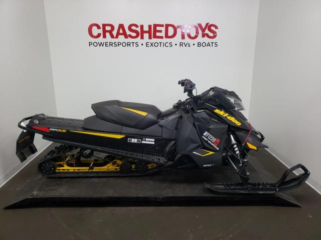 Salvage cars for sale from Copart Ham Lake, MN: 2014 Skidoo Renegade