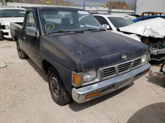 Salvage cars for sale from Copart Temple, TX: 1995 Nissan Truck E/XE