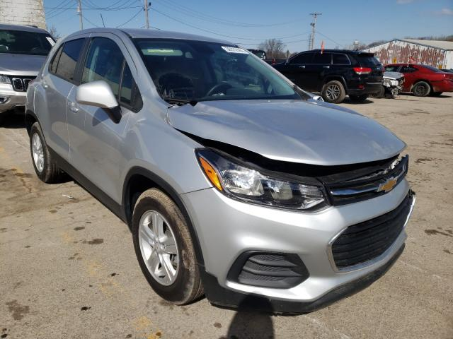 Vehiculos salvage en venta de Copart Chicago Heights, IL: 2020 Chevrolet Trax LS