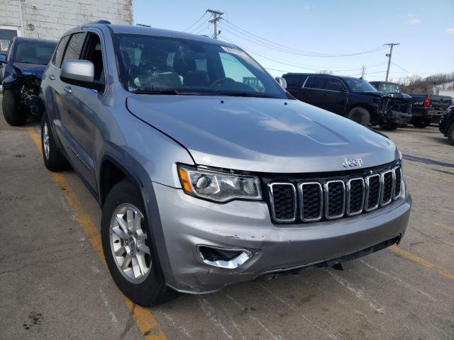 Vehiculos salvage en venta de Copart Chicago Heights, IL: 2018 Jeep Grand Cherokee