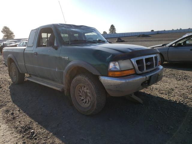 Salvage cars for sale from Copart Airway Heights, WA: 1999 Ford Ranger SUP