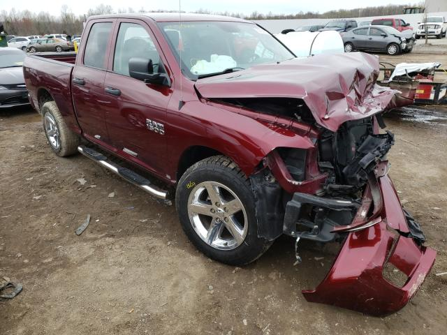 Salvage cars for sale from Copart Louisville, KY: 2017 Dodge RAM 1500 ST