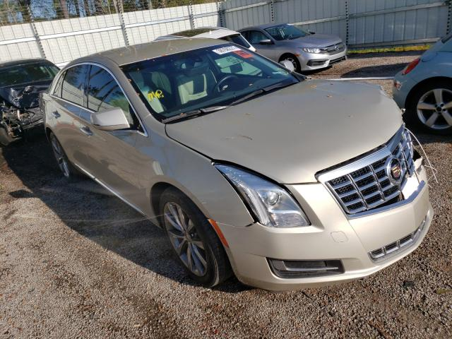 Cadillac XTS salvage cars for sale: 2015 Cadillac XTS
