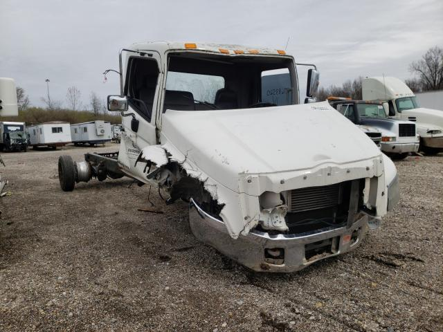 Salvage cars for sale from Copart Columbus, OH: 2015 Hino 258 268