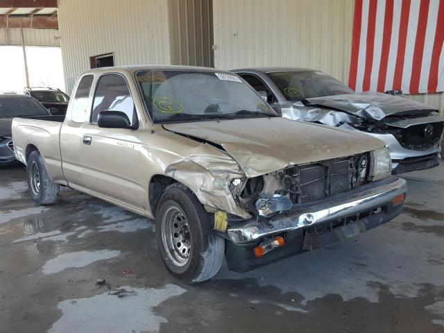 Salvage cars for sale from Copart Homestead, FL: 2000 Toyota Tacoma XTR