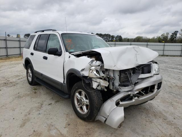 Salvage 2003 FORD EXPLORER - Small image. Lot 38615741