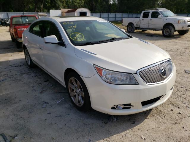 Salvage cars for sale from Copart Ocala, FL: 2010 Buick Lacrosse C