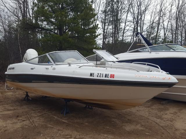 Four Winds Boat salvage cars for sale: 2002 Four Winds Boat