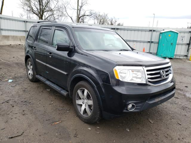 2012 Honda Pilot Touring for sale in West Mifflin, PA