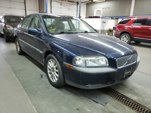 Salvage cars for sale from Copart Pasco, WA: 2000 Volvo S80
