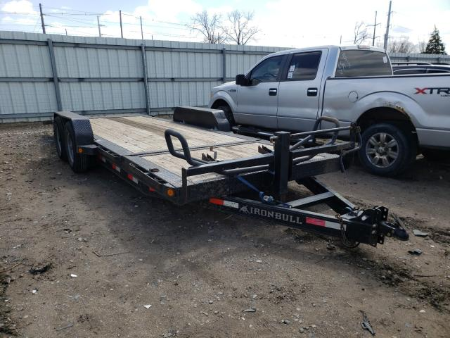 Northwood salvage cars for sale: 2017 Northwood Trailer