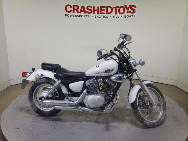 Salvage cars for sale from Copart Dallas, TX: 2014 Yamaha XV250