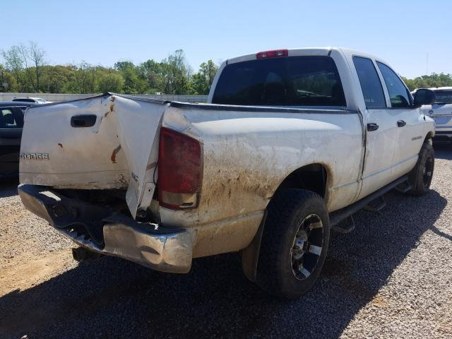 2003 DODGE RAM 1500 S - Right Rear View