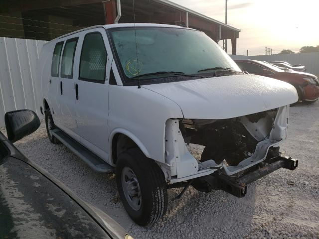 Salvage cars for sale from Copart Homestead, FL: 2020 Chevrolet Express G2