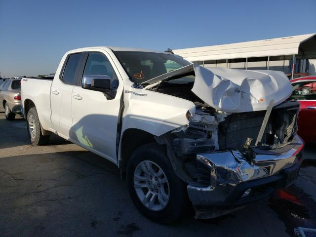 Salvage cars for sale from Copart Fresno, CA: 2019 Chevrolet Silverado