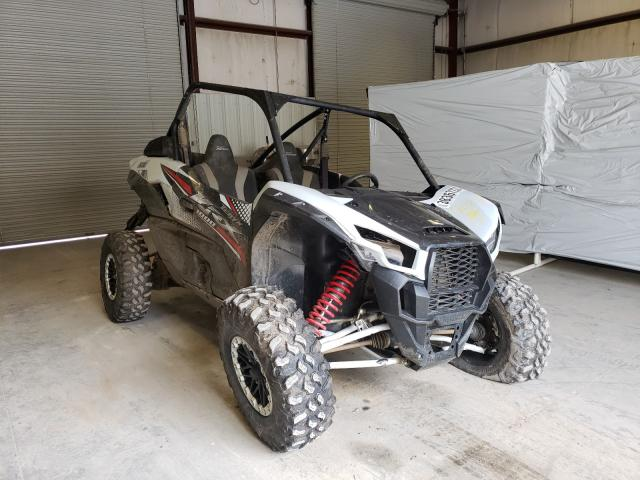 Salvage cars for sale from Copart Hurricane, WV: 2020 Kawasaki KRF 1000 A