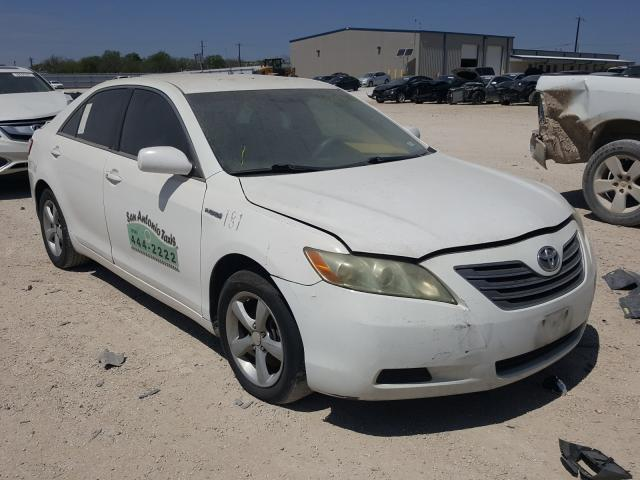 Salvage cars for sale from Copart San Antonio, TX: 2008 Toyota Camry Hybrid