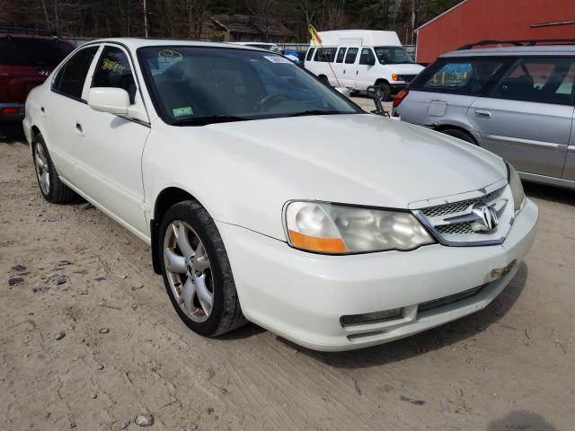 Acura TL salvage cars for sale: 2003 Acura TL