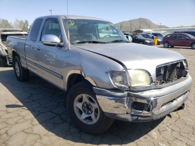 Salvage cars for sale from Copart Colton, CA: 2002 Toyota Tundra ACC