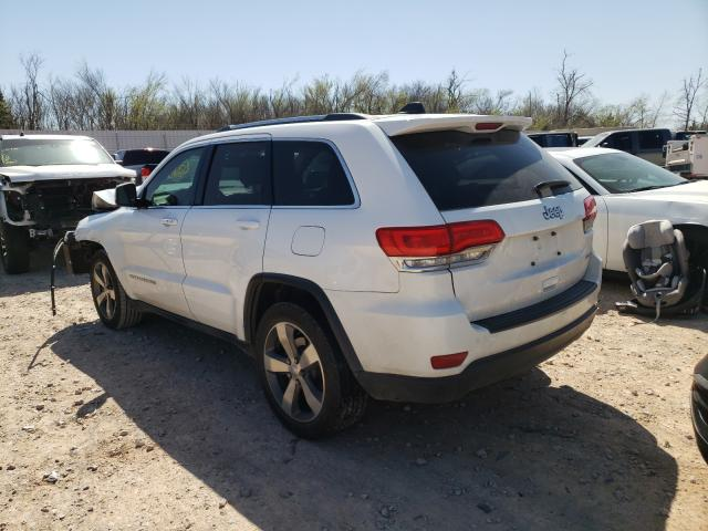 2014 JEEP GRAND CHER - Right Front View