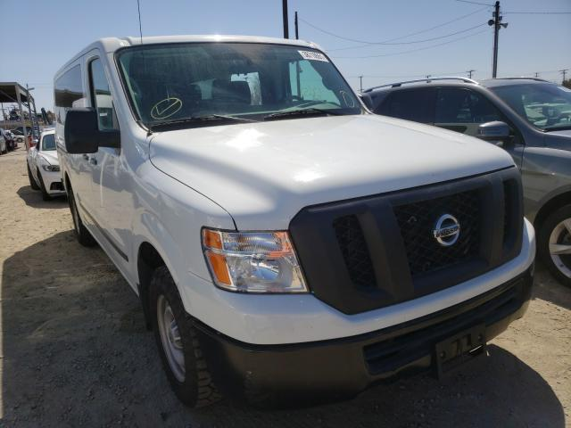 Nissan salvage cars for sale: 2018 Nissan NV 3500 S