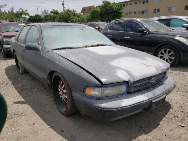 Chevrolet salvage cars for sale: 1995 Chevrolet Caprice