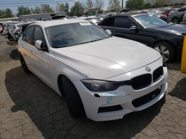 Salvage cars for sale from Copart Colton, CA: 2013 BMW 320 I