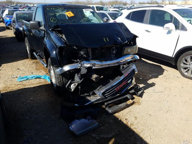 Salvage cars for sale from Copart Bridgeton, MO: 2006 GMC Canyon