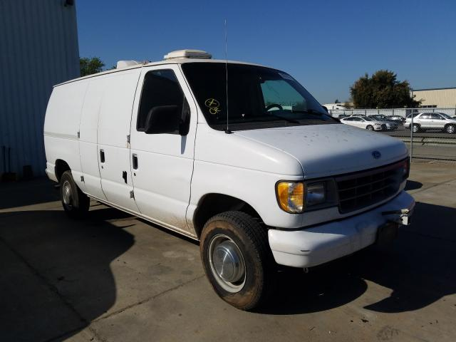 Salvage cars for sale from Copart Sacramento, CA: 1994 Ford Econoline