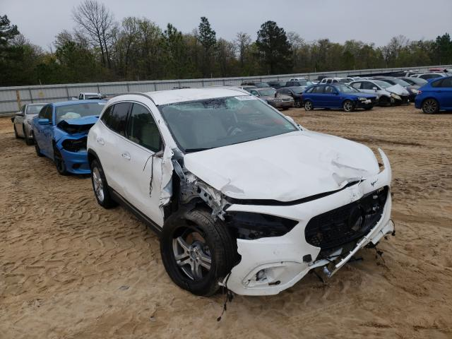 Salvage cars for sale from Copart Gaston, SC: 2021 Mercedes-Benz GLA 250 4M