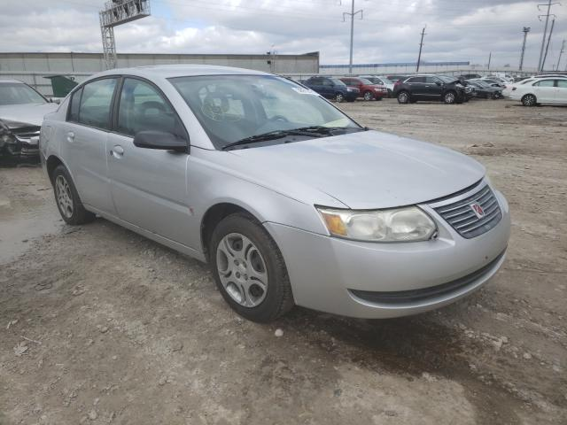 Salvage cars for sale from Copart Columbus, OH: 2004 Saturn Ion Level