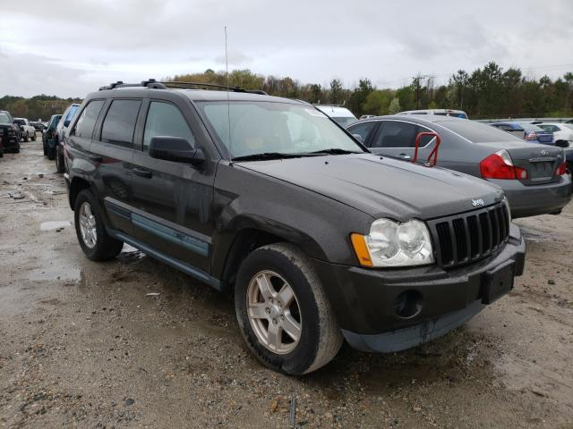 Salvage cars for sale from Copart Hampton, VA: 2006 Jeep Grand Cherokee