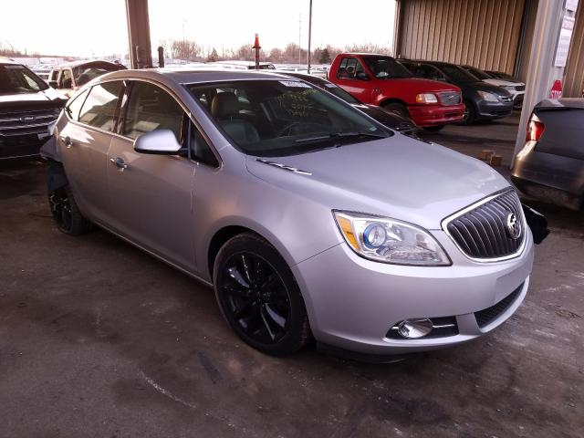 Salvage cars for sale from Copart Fort Wayne, IN: 2013 Buick Verano CON