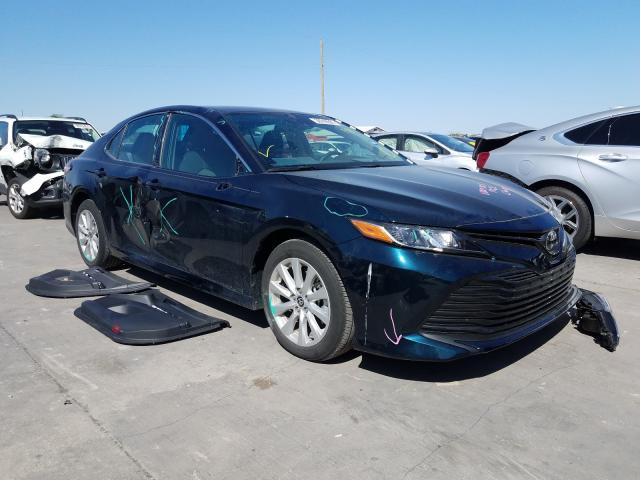 Vehiculos salvage en venta de Copart Grand Prairie, TX: 2020 Toyota Camry LE