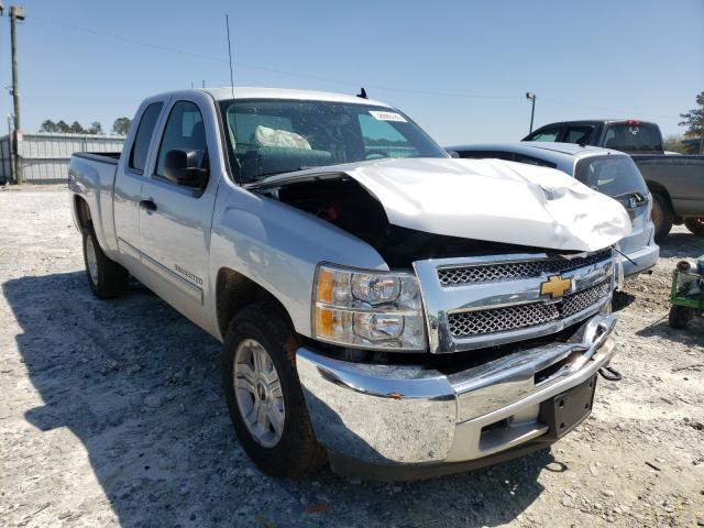 Salvage cars for sale from Copart Loganville, GA: 2013 Chevrolet Silverado