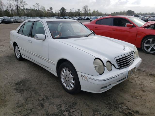 Mercedes-Benz E-Class salvage cars for sale: 2000 Mercedes-Benz E-Class