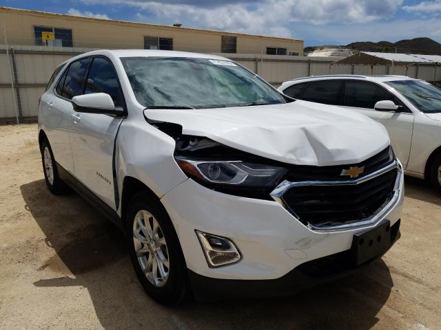 Salvage 2020 CHEVROLET EQUINOX - Small image. Lot 38745531