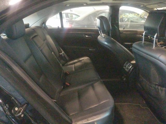 2010 Mercedes-Benz S | Vin: WDDNG9FBXAA318384