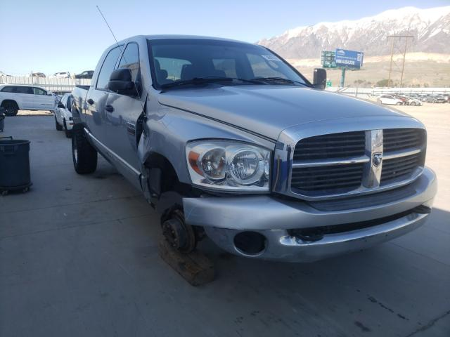 Salvage cars for sale from Copart Farr West, UT: 2007 Dodge RAM 3500