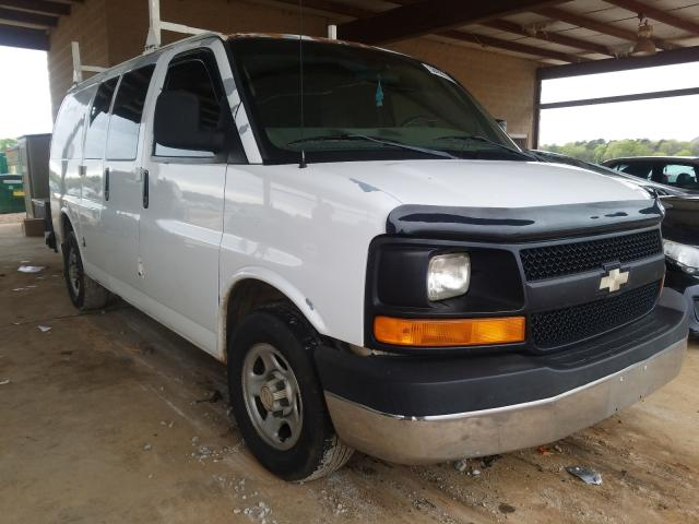 Salvage cars for sale from Copart Tanner, AL: 2004 Chevrolet Express G1