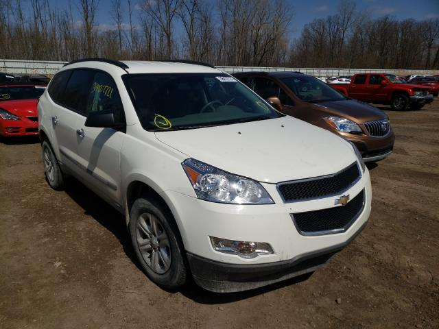 2012 CHEVROLET TRAVERSE L 1GNKRFED0CJ380900