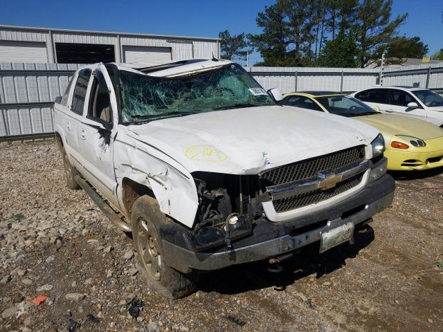 Salvage cars for sale from Copart Florence, MS: 2005 Chevrolet Avalanche